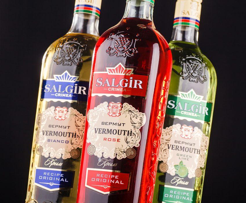 Vermouth Packaging Design - Salgir