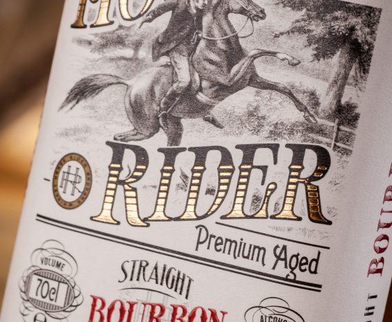 1331Rum Label Redesign – Captain's Cask