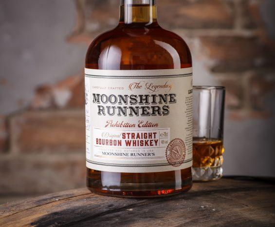 1608Original Rum Label Design – The Colonist