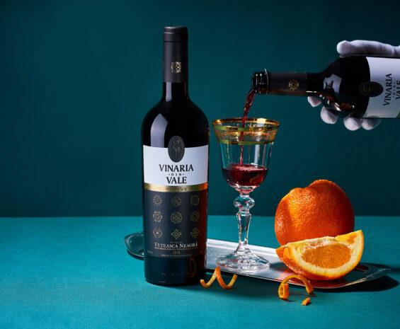2317Дизайн Этикетки Семейной Винодельни – Vornic Winery