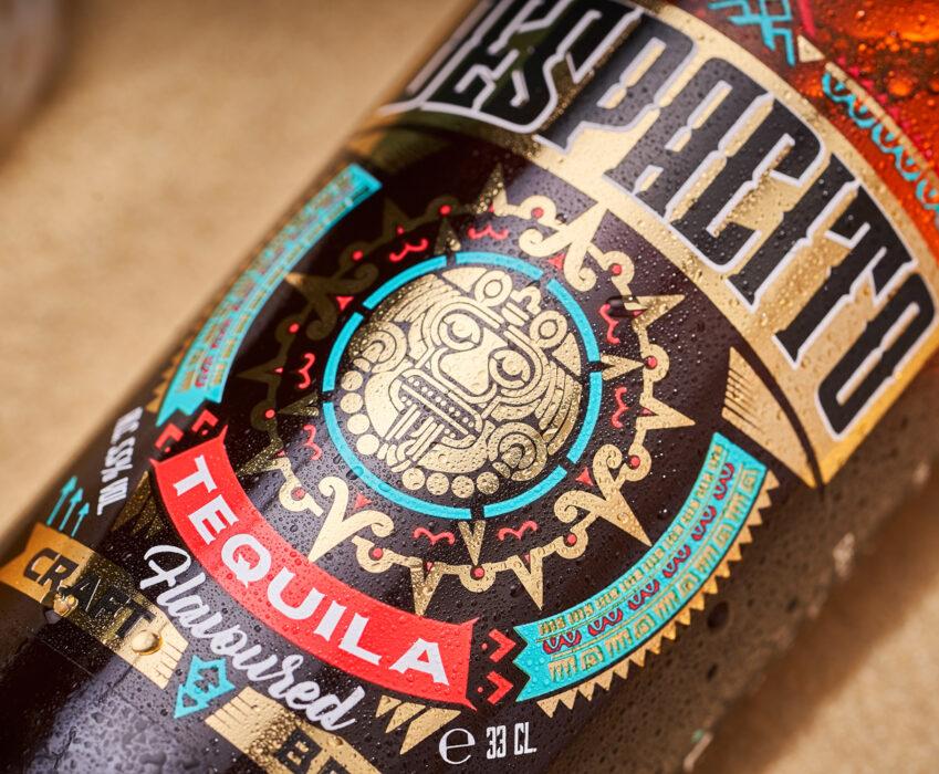 Craft Beer Label Design - Despacito