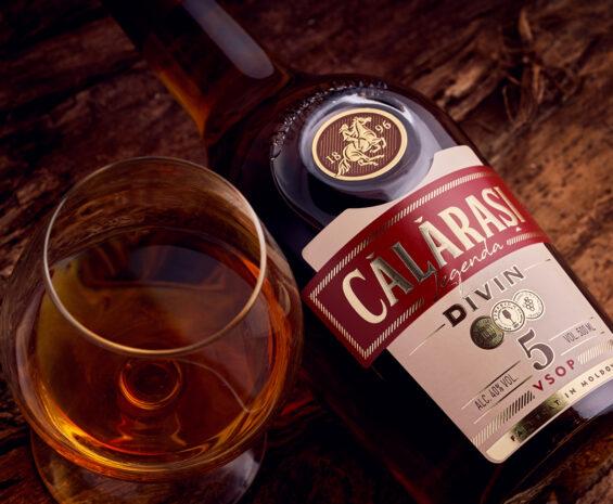 2594Blended Scotch Label Design – Back to Black